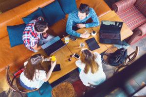Forum meeting encourage peer-to-peer learning
