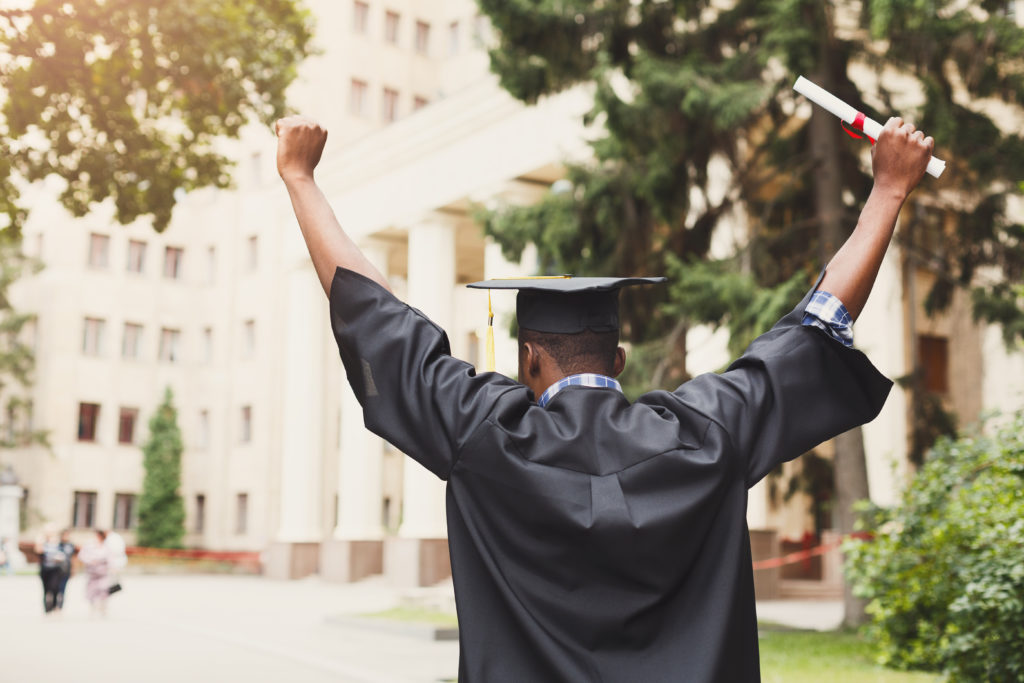 lessons for graduates first job