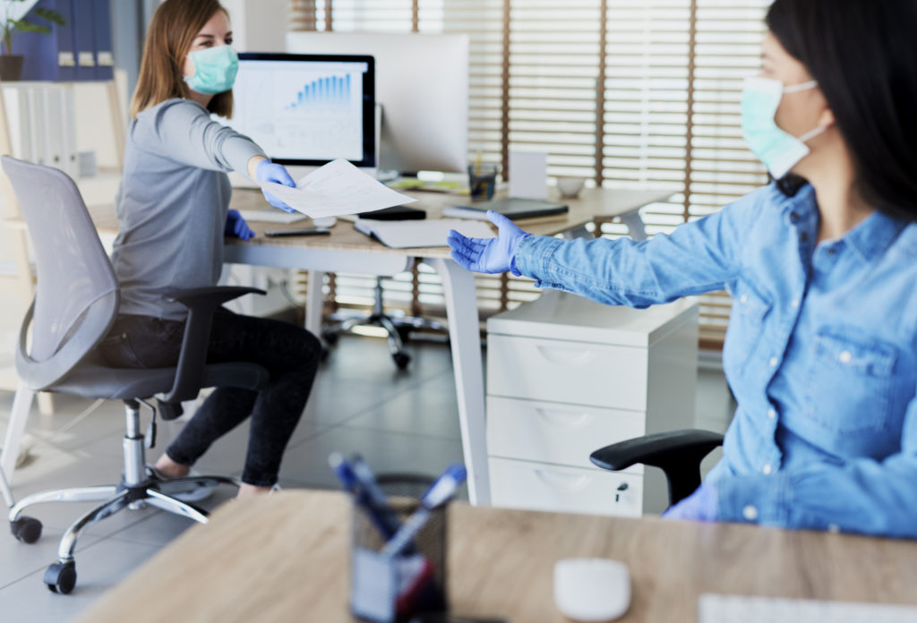 pandemic workplace